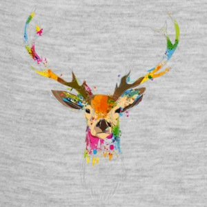 Watercolor deer Baby & Toddler Shirts - Baby Contrast One Piece