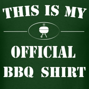 Official BBQ Shirt T-Shirts - Men's T-Shirt