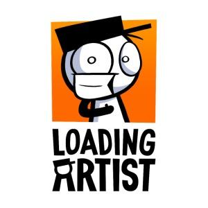 The Loading Artist
