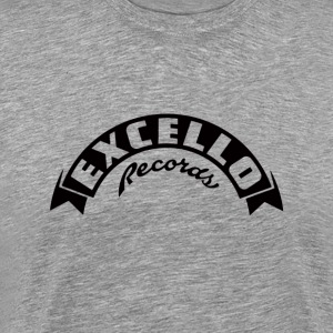 Excello Records T-shirt - Black Logo - Men's Premium T-Shirt