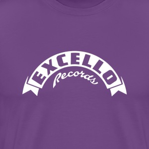 Excello Records T-shirt - White Logo - Men's Premium T-Shirt