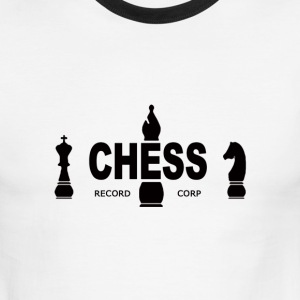 Chess Records 2-Tone T-shirt - Men's Ringer T-Shirt