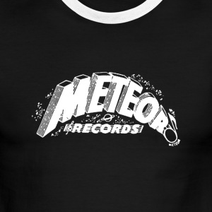Meteor Records 2-Tone T-shirt - Men's Ringer T-Shirt