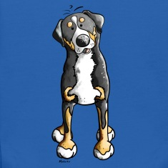 Greater Swiss Mountain Dog Sweatshirts