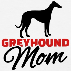 Greyhound Mom Women's T-Shirts - Women's T-Shirt