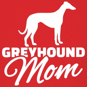 Greyhound Mom T-Shirts - Men's T-Shirt