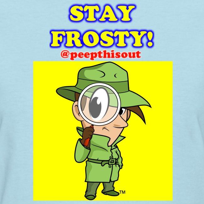 Stay Frosty! Catchphrase - 'Lil Ike Yellow