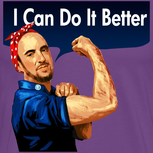 Maddox the Riveter