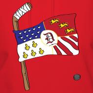 Design ~ Detroit Hockey Flag