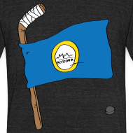Design ~ Boston Hockey Flag