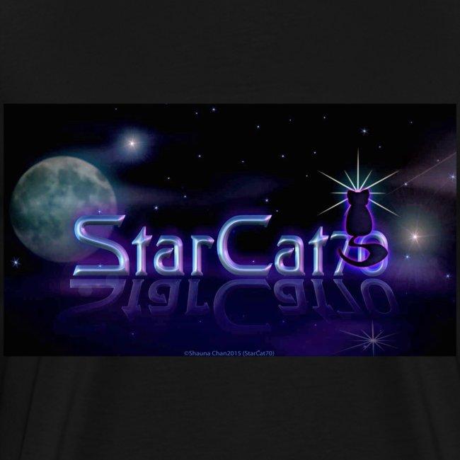 StarCat70 Tee