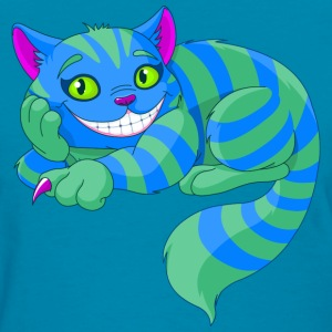 Cheshire Cat Shirt - Women's T-Shirt