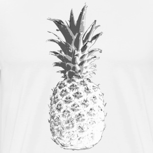 pineapple T-Shirts - Men's Premium T-Shirt