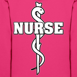 NURSE Womens Hooded Sweatshirt - Women's Hoodie