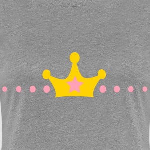 crown Women's T-Shirts - Women's Premium T-Shirt