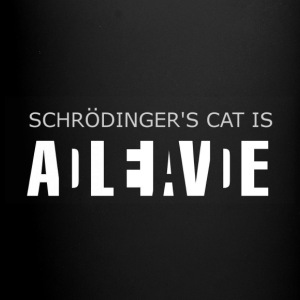 Schrodinger's Cat -quantum physics - Full Color Mug