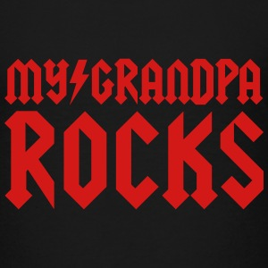 My grandpa rocks Baby & Toddler Shirts - Toddler Premium T-Shirt