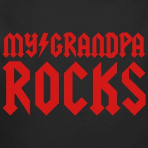 My grandpa rocks Baby & Toddler Shirts - Long Sleeve Baby Bodysuit