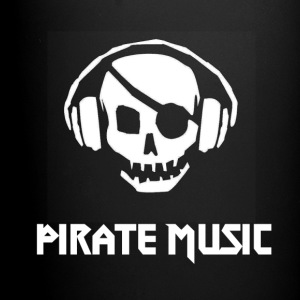 Pirate Music - Full Color Mug