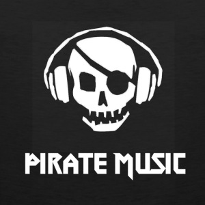 Pirate Music - Men's Premium Tank