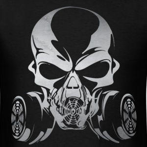 skull mask - Men's T-Shirt