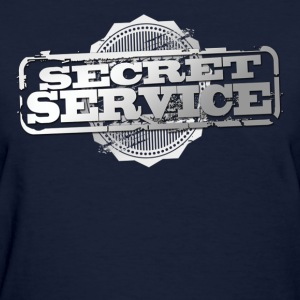 secret service - Women's T-Shirt