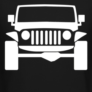 car offroad - Crewneck Sweatshirt