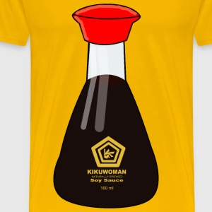 Soy Sauce Bottle - Men's Premium T-Shirt