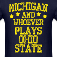 Design ~ Michigan  Ohio State