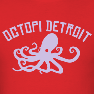 Design ~ Octopi Detroit