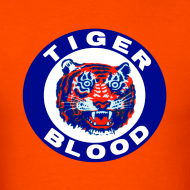 Design ~ Tiger Blood