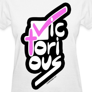 VICTORIOUS PINK - Women's T-Shirt