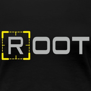 Person of Interest - Root - Women's Premium T-Shirt