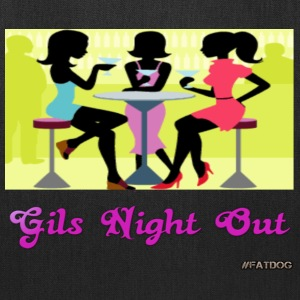 girls night out Bags & backpacks - Tote Bag