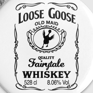 Loose Goose Whiskey Buttons - Small Buttons