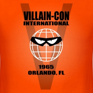 Villaincon  - Men's T-Shirt
