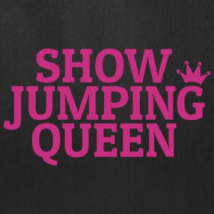 Show jumping queen Bags & backpacks - Tote Bag