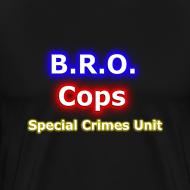 Design ~ Bro Cops SCU - Men's