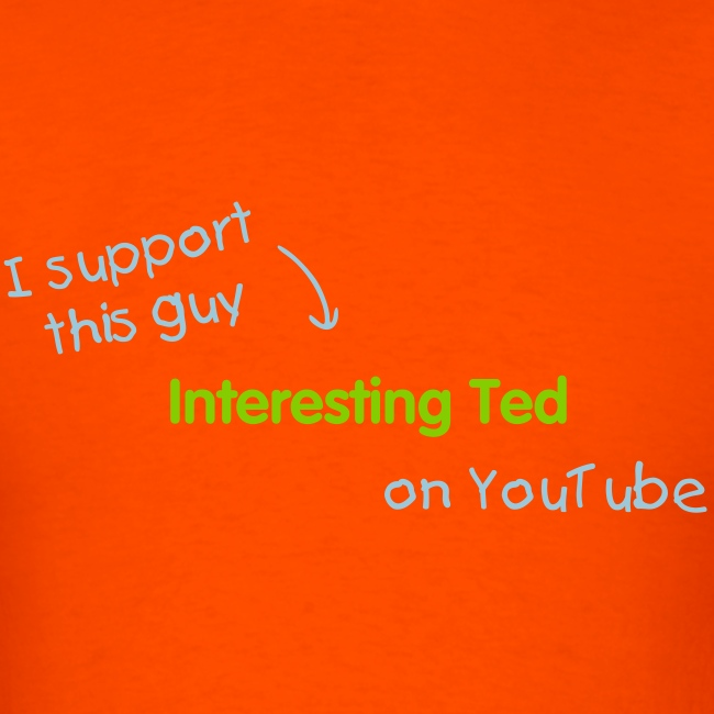 Bright - I support Ted