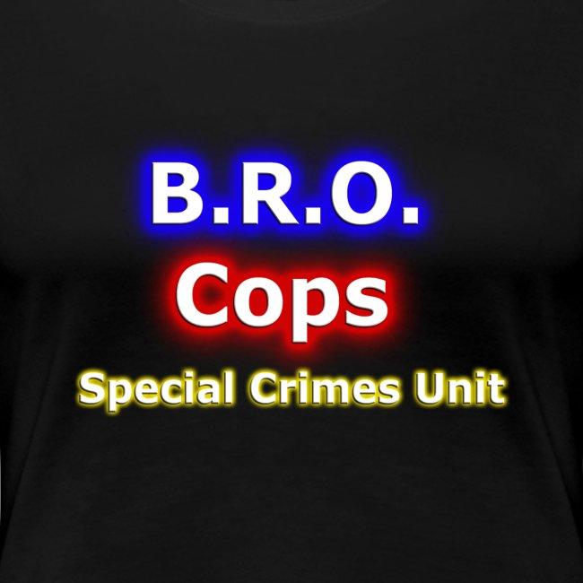 Bro Cops SCU - Women's
