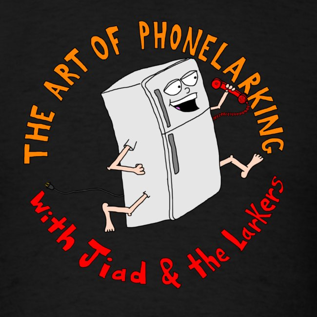 The Art of Phone Larking