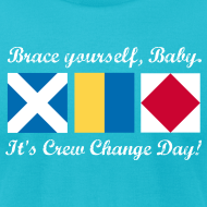 Design ~ Crew Change Day