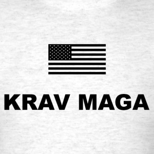 Krav Maga USA T-Shirts - Men's T-Shirt