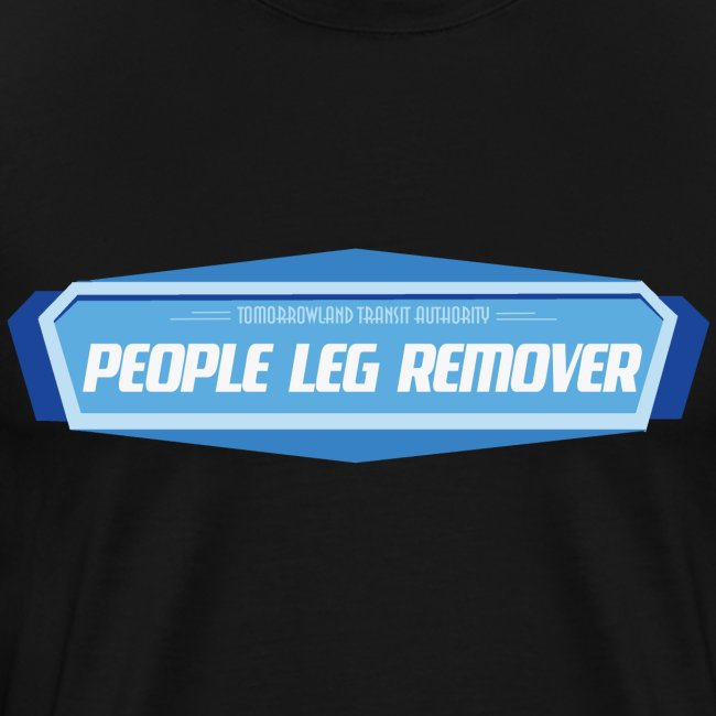 People Leg Remover - Men's