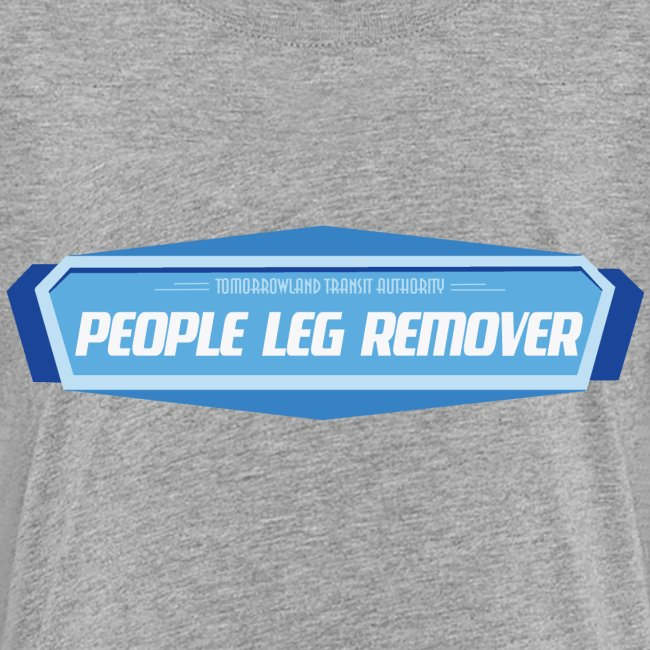 People Leg Remover - Kid's