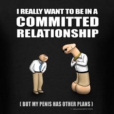 Committed Relationship T-Shirts