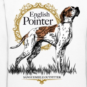 pointer on white 15 Hoodies - Women's Hoodie