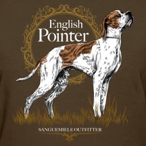 pointer on black 15 Women's T-Shirts - Women's T-Shirt