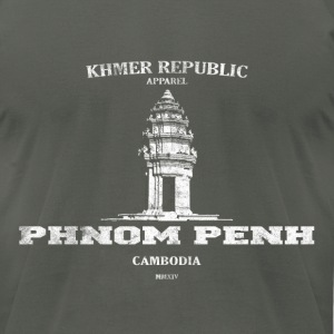 Men's Phnom Penh - Men's T-Shirt by American Apparel