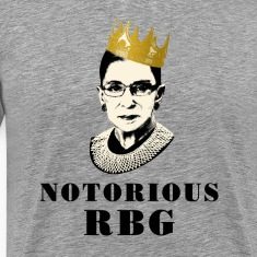 Official Notorious RBG T-Shirts